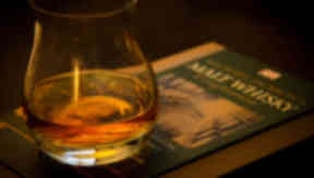 Find: The orgins of whisky may lie in Aberdeen.