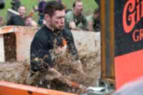 Mud galore.