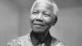 Nelson Mandela: Was awarded the freedom of the city in 1981.