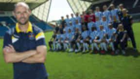 Allan Johnston, Kilmarnock manager.