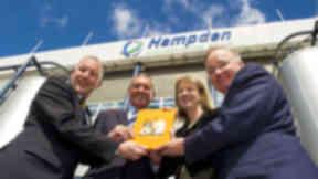Hampden Park, Euro 2020, European Championship bid