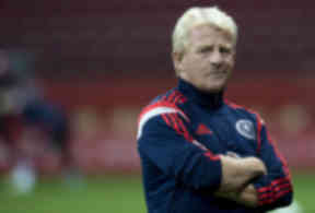 Gordon Strachan: Manager leaves post after almost five years.