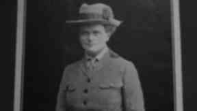 Elsie Inglis: Hundreds gathered 100 years on from her funeral.