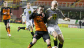 Jim Goodwin and Aiden Connolly