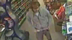 CCTV image of Shaun Ritchie who disappeared near Strichen in Aberdeenshire on October 31, 2014.