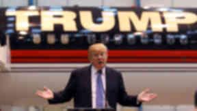 Donald Trump Prestwick Airport November 14 2014 quality news image