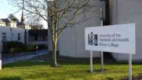 Report: Budget deficit at Moray College.
