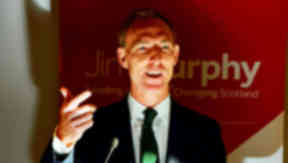 Jim Murphy - quality image of new Scottish Labour leader