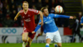 Chris Millar: Midfielder is on the hunt for a new deal.