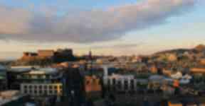 Tourist tax: Edinburgh.