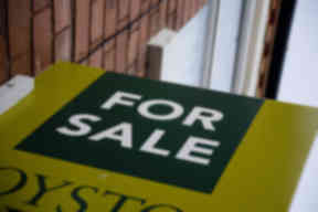 Property: Difficult market persists (file pic).