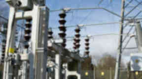 Power: Fault was repaired swiftly (file pic).