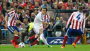 Capital opponents: Real will face Atletico in the semi-final.