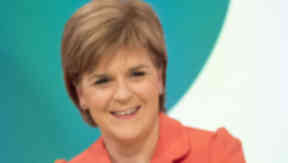 Glad Cafe: Guest speakers at this venue have included the First Minister.