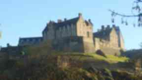 Top pick: Edinburgh Castle was Scotland's number one attraction last year.