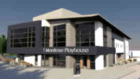 Montrose Playhouse Project won Angus Council approval. Pic from Montrose Playhouse Project. Uploaded on June 5 2015.