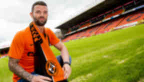 Mark Durnan, Queen of the South, Dundee United, Tannadice