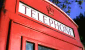BT have earmarked 110 phone boxes for removal