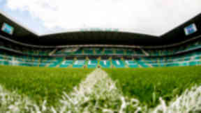 Celtic Park: Home of the Scottish champions.