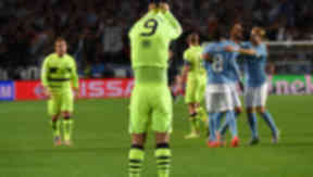 Losers: Celtic were defeated in the play-off round by Malmo in 2015.