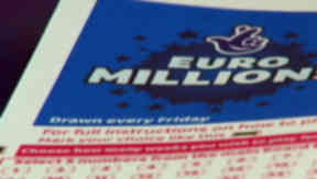 Lottery win: The syndicate started buying EuroMillions tickets in February (file pic).