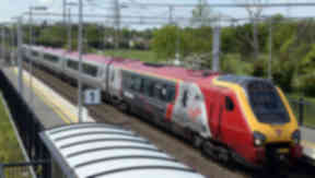 Rail disruption: West Coat Main Line trains cancelled.