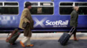 ScotRail: Passengers angered by shoddy service (file pic).