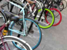 Bicycles: New electric types have a battery and motor.