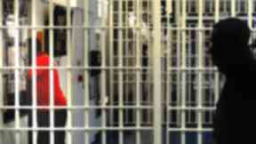 Prison: The nurse passed out while helping an inmate at HMP Edinburgh.