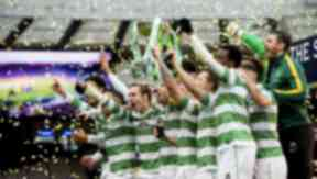 Celtic win League Cup 2015