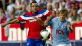 Rangers lost to Malmo in the third qualifying round of the 2011/12 UEFA Champions League.