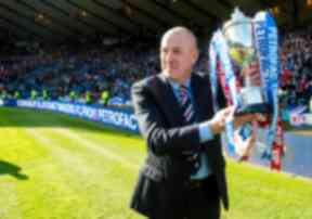 Mark Warburton, Petrofac Training Cup
