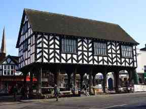The Homend in Ledbury completed the list.