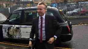 Craig Whyte: Former Rangers owner denies charges.