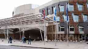 Scottish Parliament: No vote on Budget until January.