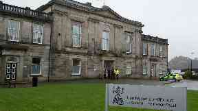 Daniel appeared at Dumbarton Sheriff Court.