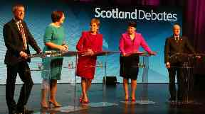Election: Scotland's political parties will face another test at the ballot box next month.