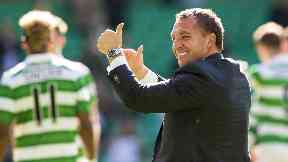 Brendan Rodgers is awarded more silverware.