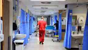 Delays: More than 12,000 Scots were forced to wait more than six months for treatment.