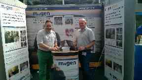 Miigen: Craig Lemmon and Campbell Ferrier built the app.