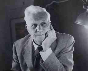 Sit Barnes Wallis who invented the bouncing bombs.