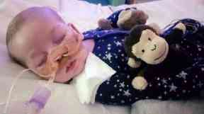 Terminally-ill baby Charlie Gard