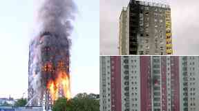 Risks: Grenfell Tower not the first fire to be linked to cladding.
