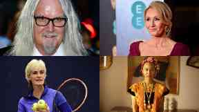 List: Billy Connolly among more than 80 Scots honoured.