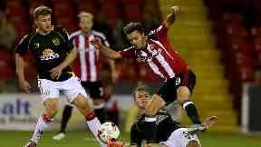 Deal: Scougall has joined Saints.