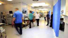NHS: Health Secretary warned over infections.