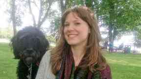 Meghan Ambrozevich-Blair was a talented future vet.