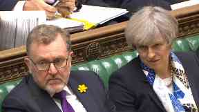 David Mundell: He welcomed a review.
