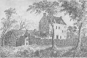 Witches: Bargarran House, home of Christian Shaw.