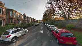 Morningside Terrace: Officers are working to identify the body in Edinburgh.